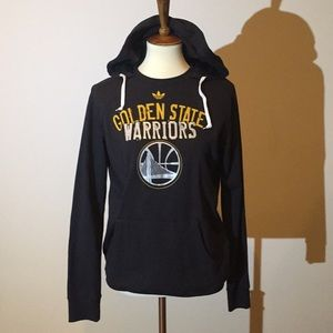 Adidas Originals Hoody NBA Golden State Warriors